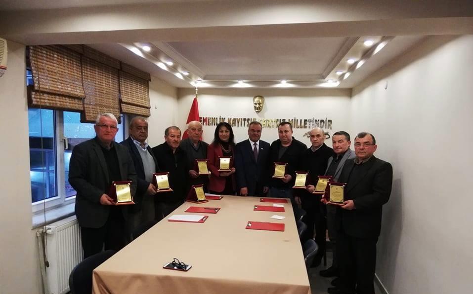PERŞEMBE BELEDİYE MECLİSİ  2019 MART AYI TOPLANTISINI YAPTI