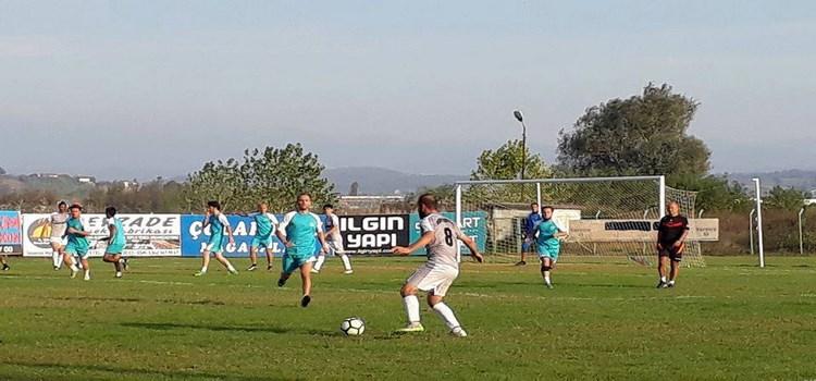 Perşembe Belediyespor İkinci Hazırlık Maçında Galip 4-2
